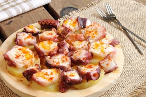 Historia Pulpo A La Gallega Restaurante Donde Comer En Sevilla